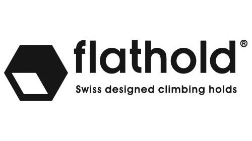 flathold_logo500bw