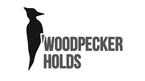 woodpecker_logo500bw